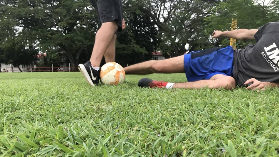 How to Dramatically Improve Confidence When Playing Soccer
